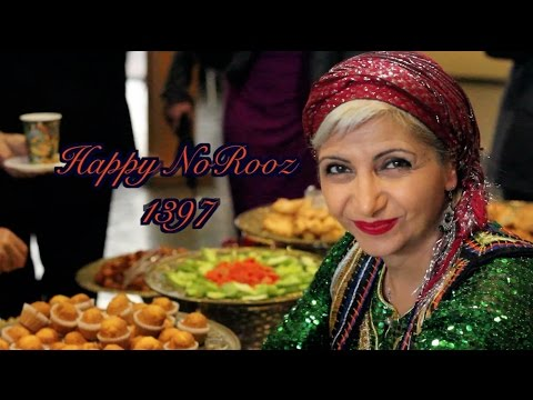 Happy New Year 1397! Persian & Iranian NoRooz in  Long Beach