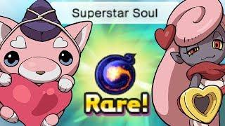 How To Get The Superstar Soul & Popularity Yo-kai in Yo-kai Watch Blasters!