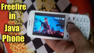How to download Free fire in Java phone