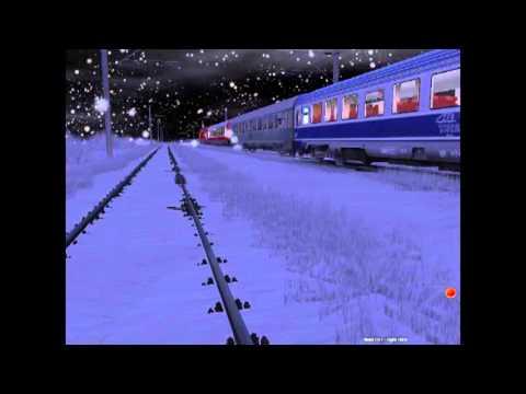 Delfin  671 In Trainz Simulator By AdySoft