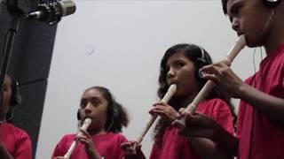Baixar ASA BRANCA - LUIZ GONZAGA - EMEF Nurimar Martins Hiar - Crianças tocando - flauta doce
