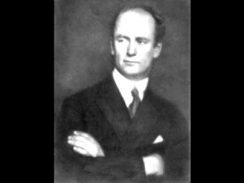 """Furtwängler spricht über Beethovens Sinfonie Nr. 9 """"Choral"""""""