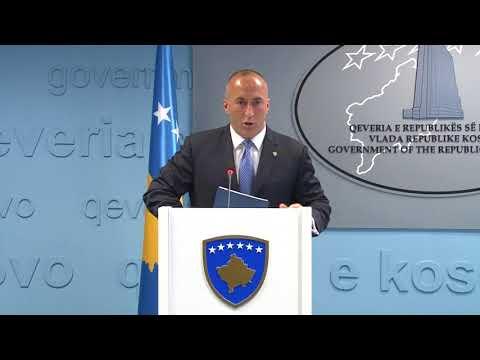 Haradinaj i bindur: Vizat hiqen në maj - Top Channel Albania - News - Lajme