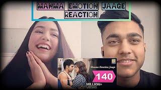 Manma Emotion Jaage - Dilwale | Varun Dhawan | Kriti Sanon | Party Anthem of 2016 | REACTION