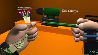 4:21.14 Pencil Sharpening Simulator Speedrun - 10 Pencils