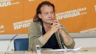 Скрипач Василий Попадюк: жена посоветовала застраховать жизнь