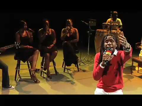 Queen Ifrica Black Woman Acoustic Live Doovi