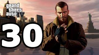 Grand Theft Auto IV Walkthrough Part 30 - No Commentary Playthrough (PC)