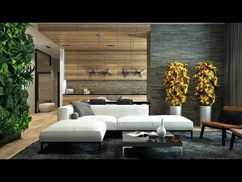 Minimalist Living Room Interior Design Ideas | Stylish Drawing Room Interior