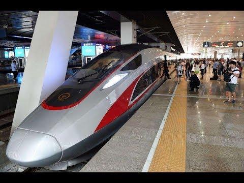 中国高铁世界第一?日本人不服立马在新干线立硬币 下一秒直接懵呆