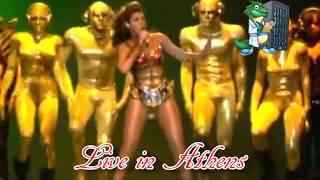 "Beyonce Live in Athens - ""I am World Tour"" Full Concert - by Apostolos Giannopoulos"