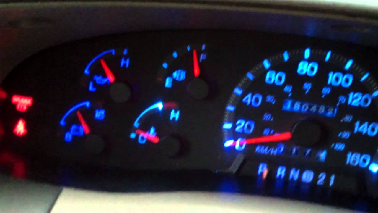 F150 Odometer Light Not Working Autos Post