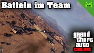GTA ONLINE # 95 - Batteln im Team «» Let's Play Grand Theft Auto Online   60HD