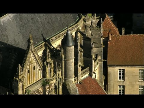 France's Picardy region, the heartland of cathedrals