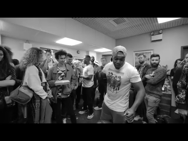 Rudimental UK Tour – Autumn 2015 (Alexandra Palace Highlights)