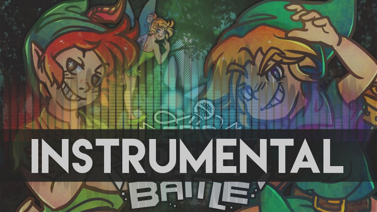 instrumental link vs peter pan epic pixel battle saison 3 instrumental link vs peter pan epic pixel battle saison 3