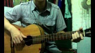 Hướng dẫn Em không quay về - Hoàng tôn (242anh style) - Guitar
