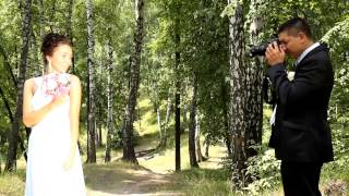 Свадебный клип Ленара и Язгуль(смотреть Full HD качестве)