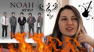 NOAH - HERO   REACTION