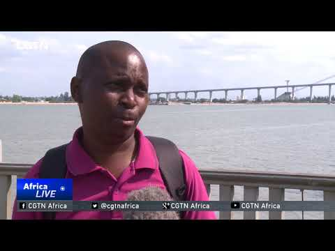 The Maputo-Catembe Bridge: 'the longest suspension bridge in Africa'