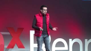 Love Can Do Pourquoi certaines entreprises sont au dessus de la mêlée | Idriss Aberkane | TEDxRennes