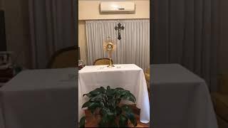 Adoración Eucaristica y Santa Misa - 4to Viernes - Mes del Sagrado Corazón - 26.06.2020