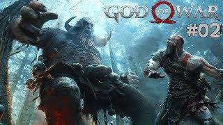 GOD OF WAR : #002 - Oh, Troll! - Let's Play God of War Deutsch / German