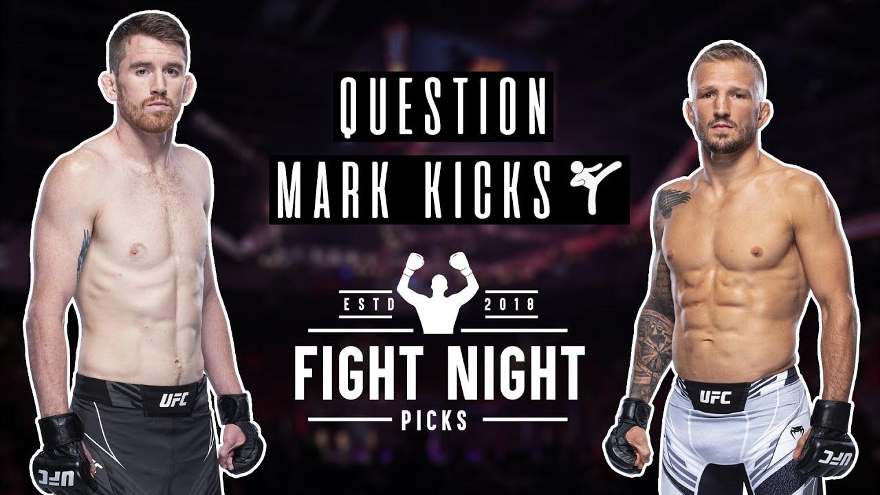 Question Mark Kicks - UFC Fight Night: Sandhagen vs. Dillashaw Preview
