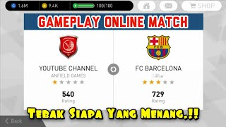Pes 2018 Mobile   Gameplay Online Match