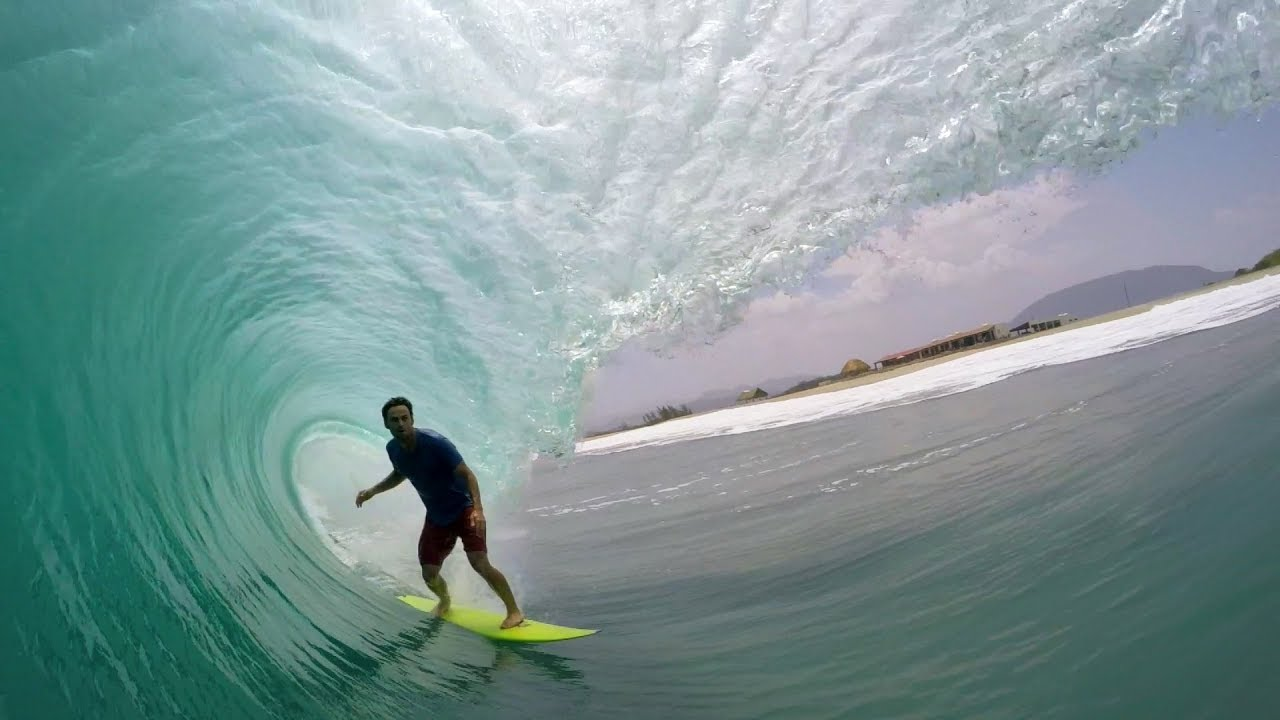 Taylor Knox and Dan Malloy in Mexico