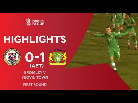 Bromley Yeovil Goals And Highlights