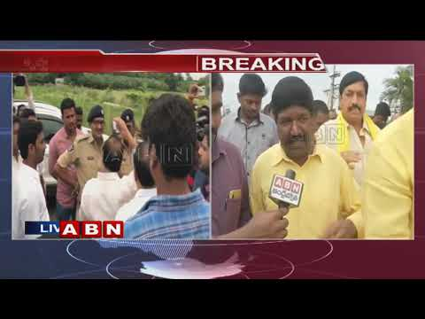 Chalo Atmakur LIVE Updates: House Arrests of TDP Leaders All Over AP | ABN Telugu teluguvoice