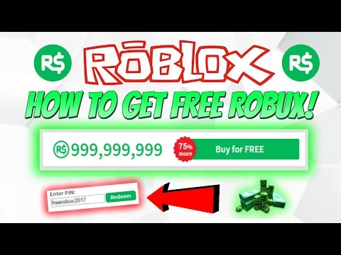 How to Get FREE ROBUX on Roblox! (NOT CLICKBAIT) [MAY 2017 ...