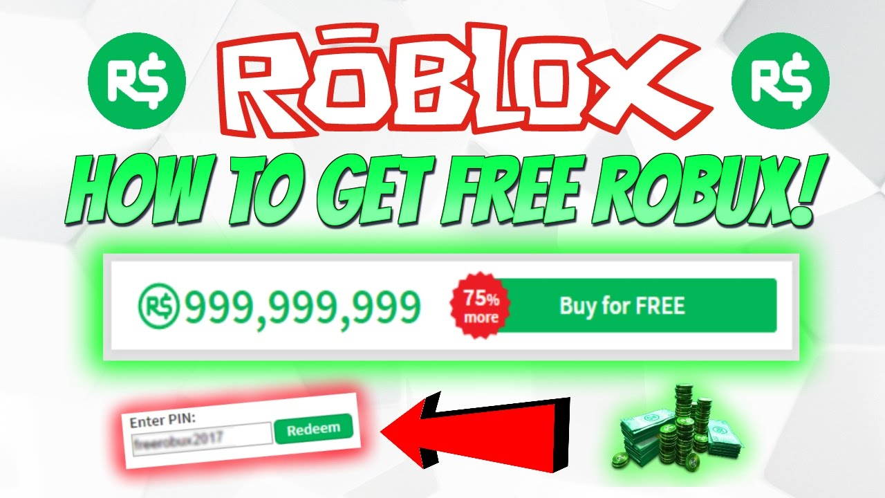 Roblox how to get free robux glitch