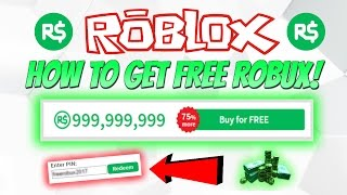 How to Get FREE ROBUX on Roblox! (NOT CLICKBAIT) [MAY 2017]