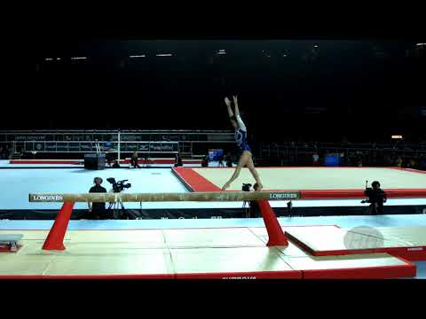 LEE Eun Ju (KOR) - 2017 Artistic Worlds, Montréal (CAN) - Qualifications Balance Beam