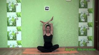 Танцевальные упражнения для похудения рук(, 2013-09-17T22:17:25.000Z)