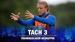 TACH 3 - STAR WARS, SPRINTS UND SCHWEIß - Hertha BSC