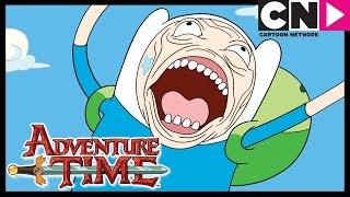 Adventure Time | Ocean of Fear (Clip) | Cartoon Network