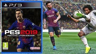 ¿PES 2019 PARA PS3? 🤔