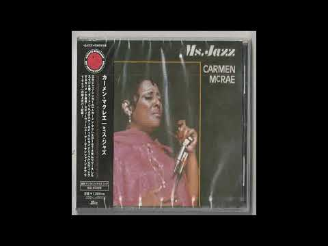 You Are The Sunshine Of My Life  - Carmen McRae (1974)