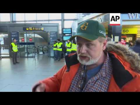 New border checks in place in Sweden and Denmark