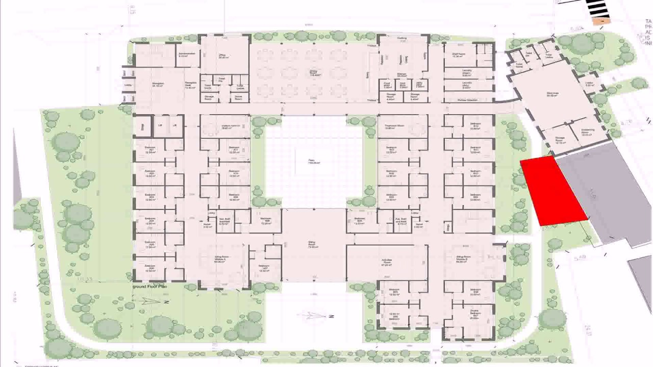 Nursing Home Design Plans You