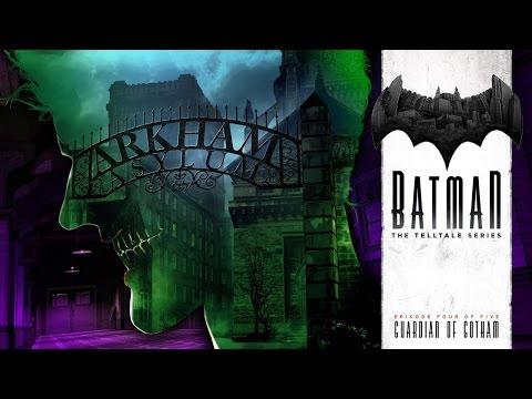 Batman The Telltale Series Gameplay Playthrough #4 - Guardian of Gotham (PC)