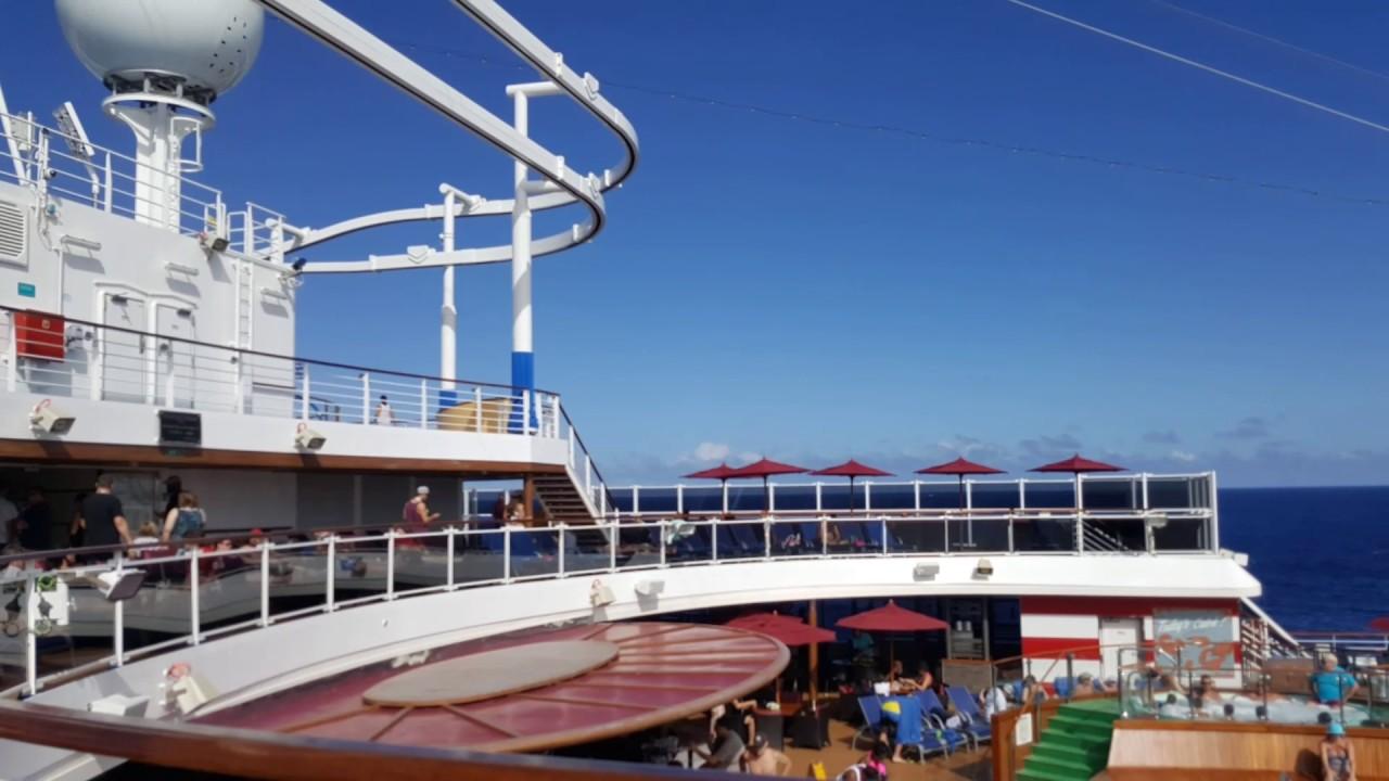 Carnival Cruise Ship Diagram How To Make A Phasor Vista Deck Plan Decks 10 15 Youtube