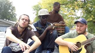 "Marlon Asher ""Ganja Farmer"" w/ Josh Heinrichs & SkillinJah (ROOF JAM)"