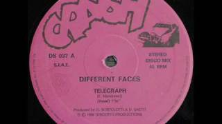 Different Faces-Telegraph (vocal)