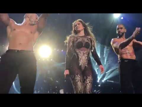 Jennifer Lopez On The Floor 2 21 17 Youtube