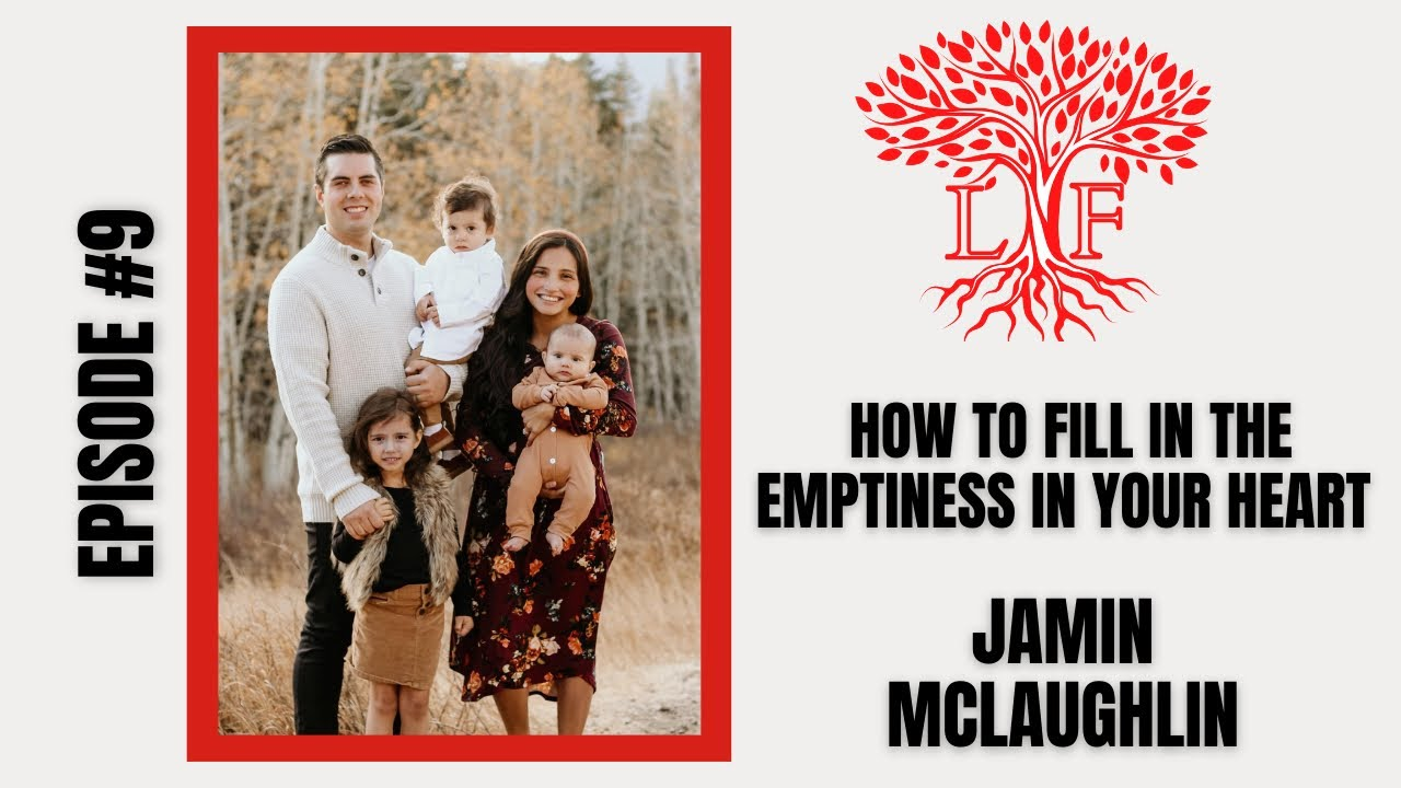 How To Fill In The Emptiness In Your Heart - Bro. Jamin McLaughlin