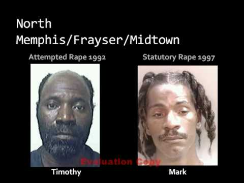 Registered sex offenders in memphis tn